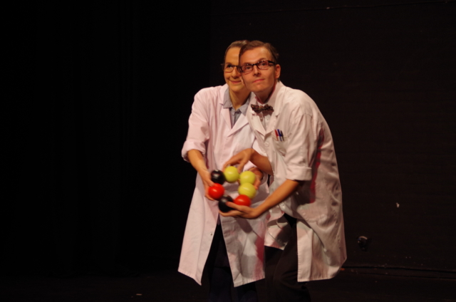 Juggling Science Ben Fred
